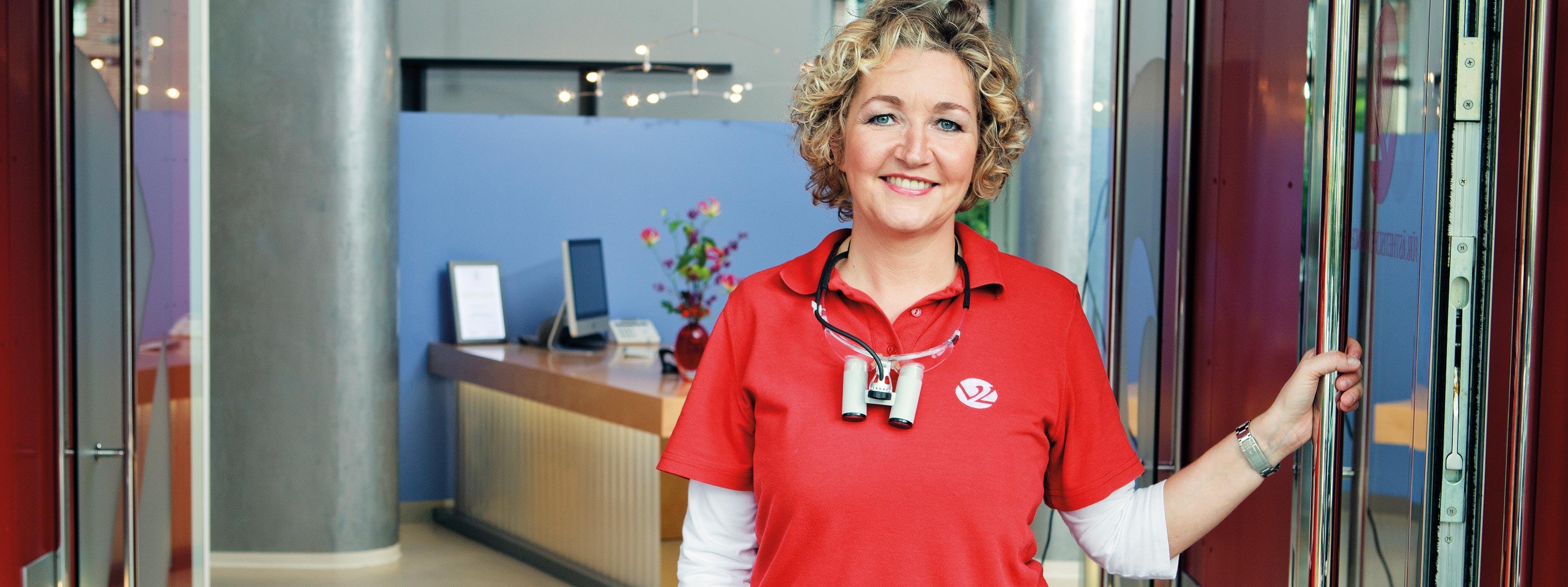 Dr. Vera Leisentritt - Zahnärztin