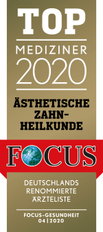 Focus Mediziner-Siegel Aesthetische-Zahnheilkunde 2020